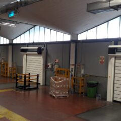 Puertas industriales Thermicroll Spiral