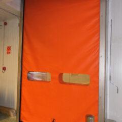 Puertas rápidas de congelación FRIGO 1 FRIGO 2