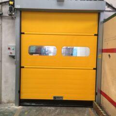 Puerta rápida enrollable ROLL120/175