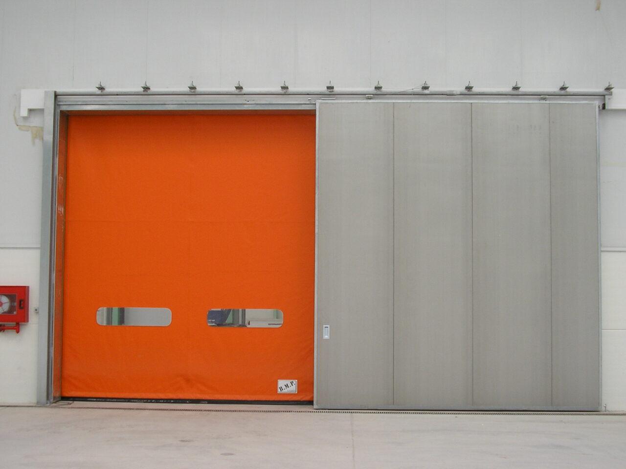 Puertas cortafuegos correderas